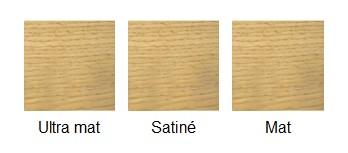 Vitrificateur parquet bois environnement blanchon 5 litres for Parquet mat ou satine