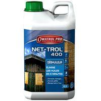 Déshuileur bois Net-Trol 400 de Durieu Owatrol